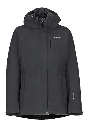 Marmot Wms Minimalist Comp Jacket Impermeable Rígido, Chubasquero, Viento, Resistente Al Agua, Transpirable, Mujer