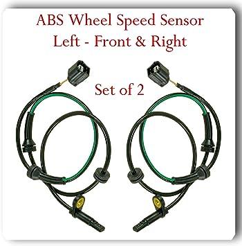 2009 2010 2011 2012 2013 2014 Front ABS Wheel Speed Sensor fits Nissan 09-14 Murano 09 10 11 12 13 14