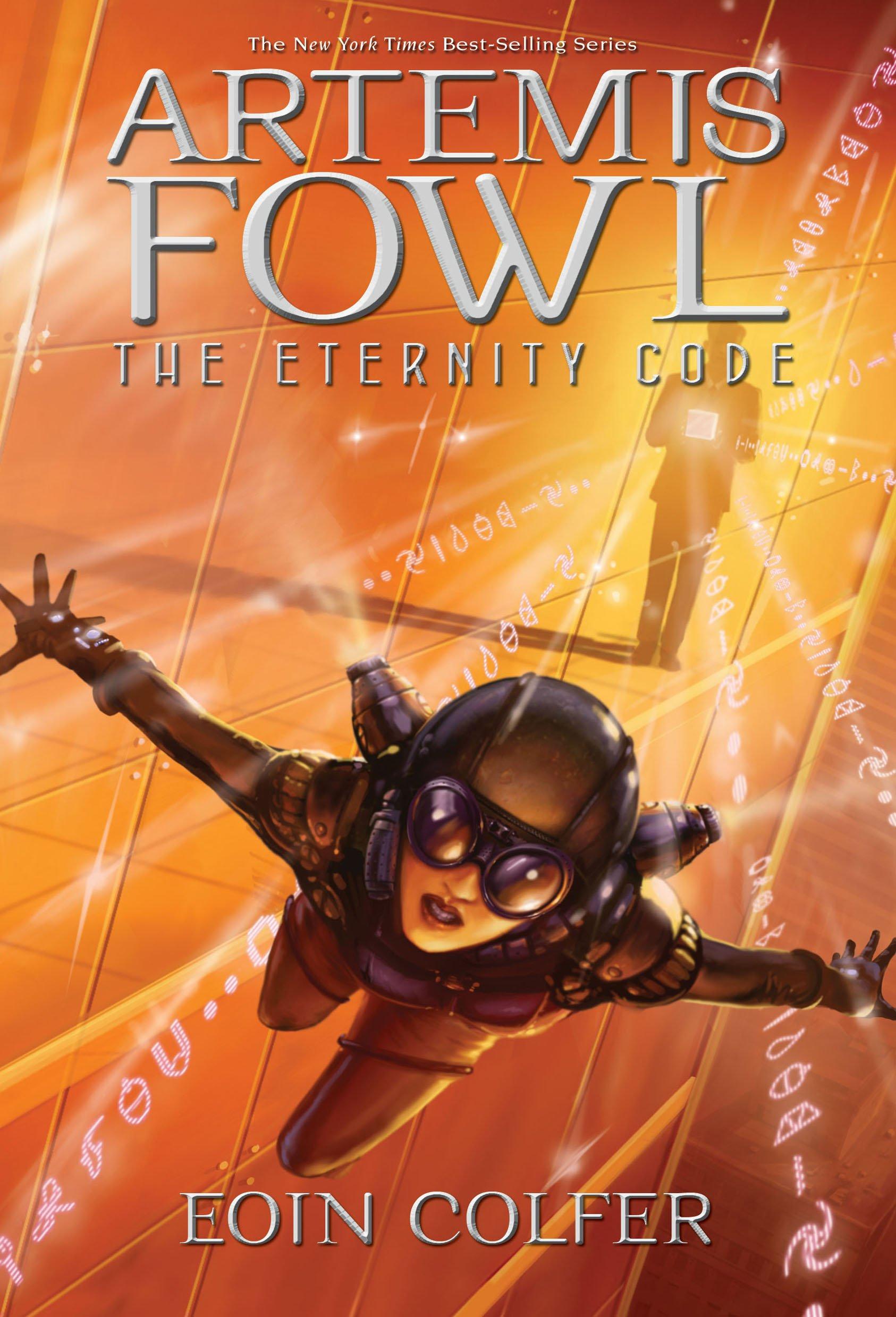 The Eternity Code (Artemis Fowl, Book 3) ebook