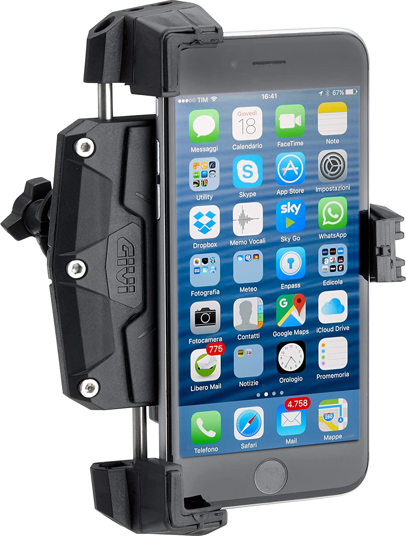 GIVI S920M Smart Clip - Soporte Universal para Smartphone (tamaño ...