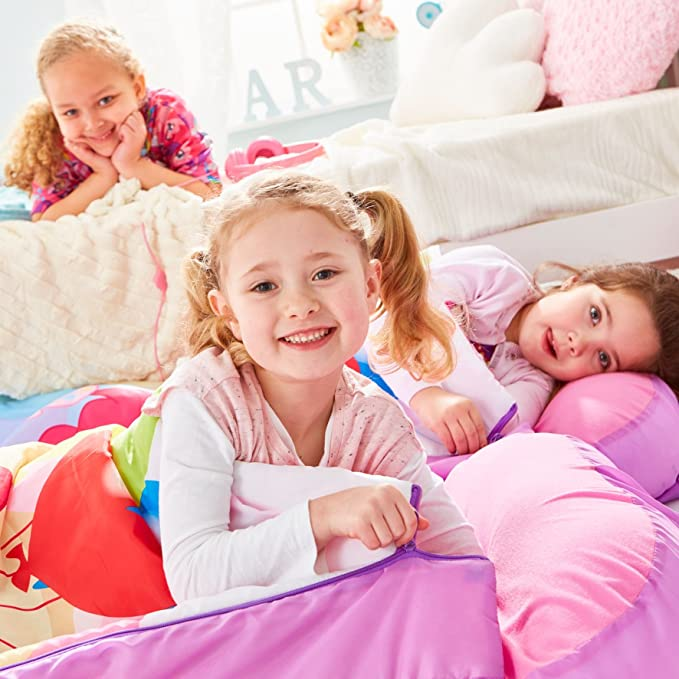 Amazon.com: My Little Pony Junior Ready Bed Sleepover Solution: Home & Kitchen