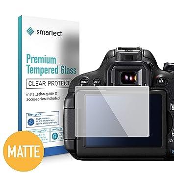 smartect Protector de Pantalla Mate para Canon EOS 700D / 750D ...