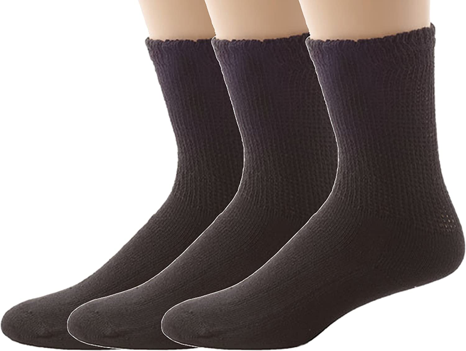 Details about  /Ladies non binding socks Diabetics 6 pair Made in USA