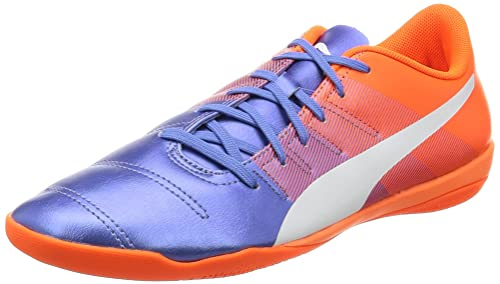 Puma Evopower 4.3 IT Scarpe da Calcio Unisex Adulto Multicolore Blue