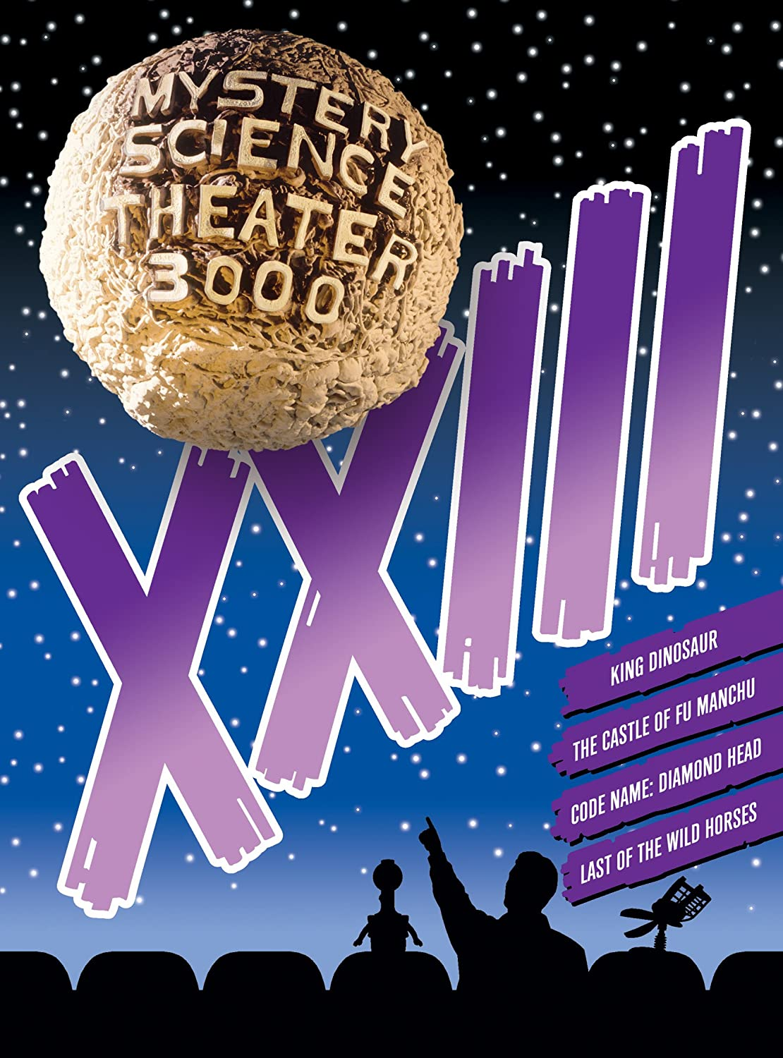 Mystery Science Theater 3000: Xxiii Reino Unido DVD: Amazon.es: Cine y Series TV