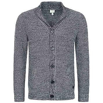 adidas Neo Shawl Cardigan Men's Cardigan S90309, grey, Large