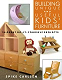 Building Unique and Useful Kids' Furniture: 24