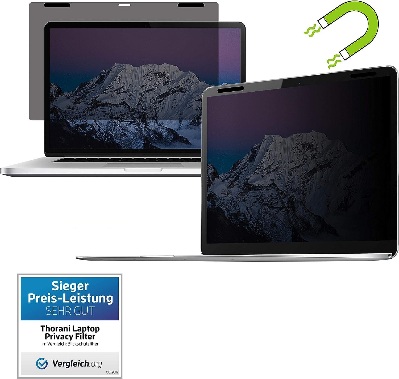 Con/çu pour Apple MacBook 12 Facile /à Enlever /& Rattacher Technologie Brevet/ée Nano VistaProtect Filtre de Confidentialit/é Premium