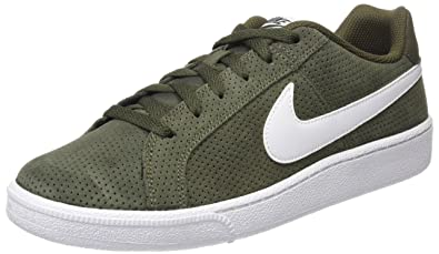 new concept dfad0 07f2f Nike Court Royale Suede - Trainers, Men, Brown - (Cargo KhakiWhite