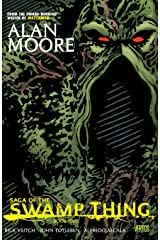 Saga of the Swamp Thing: Book Five Kindle Edition