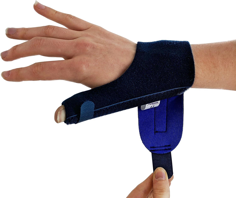 Push Sports Daumenbandage f/ür Skifahrer Daumen Teilruhe oder Instabilit/ät des MCP-1 Gelenks