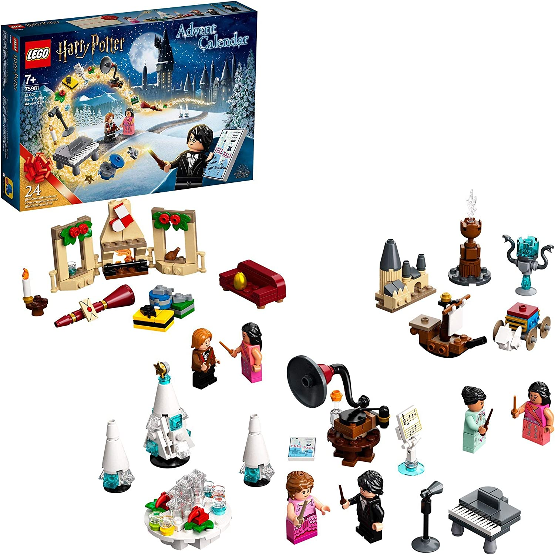 レゴ(LEGO) レゴ(R)ハリー・ポッター(TM) アドベント・カレンダー 75981(2020年版)