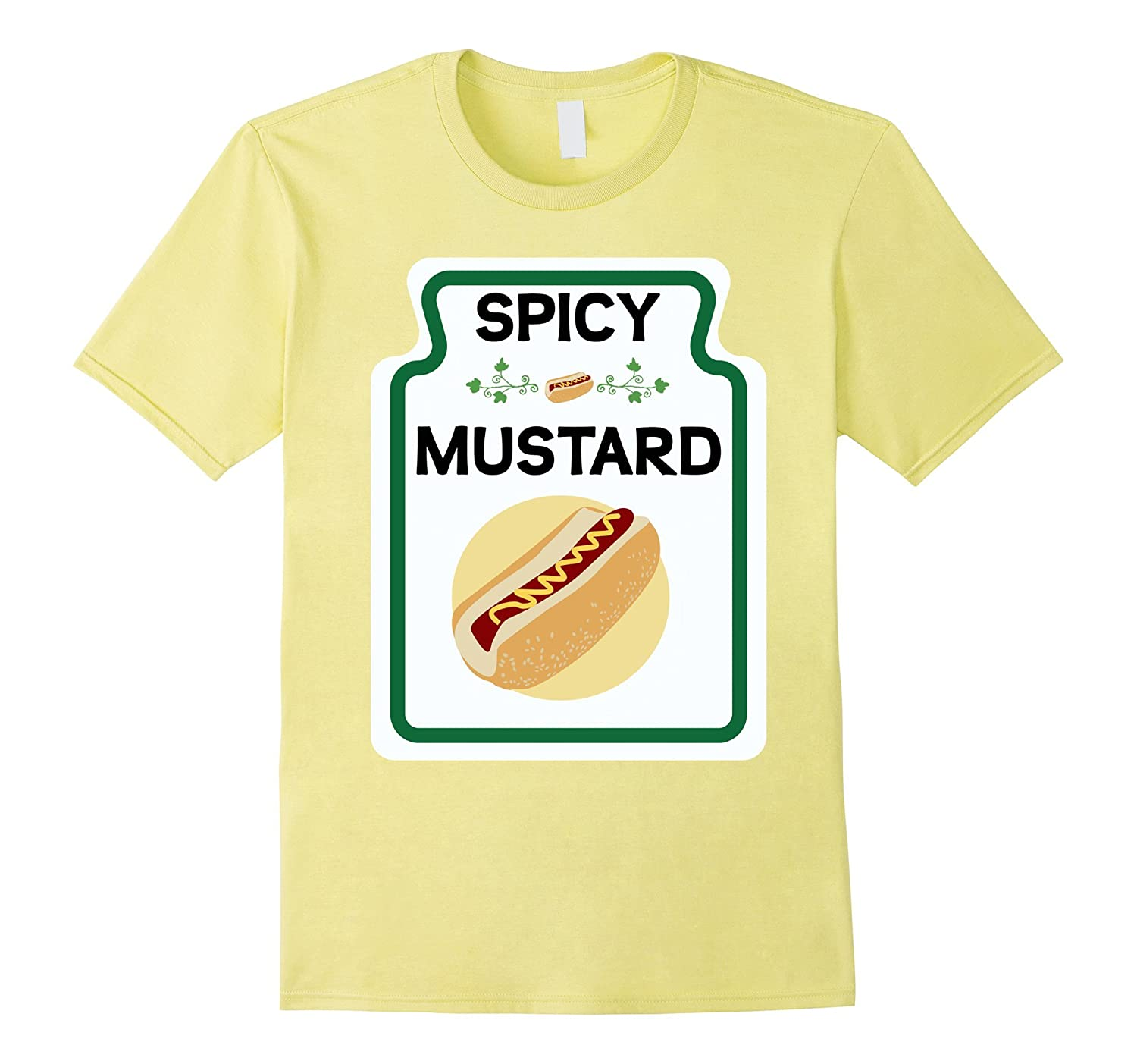 Easy Costume T-Shirt Mustard Ketchup and Relish Group Tee's-T-Shirt