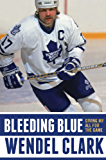 Bleeding Blue: Giving My All for the Game