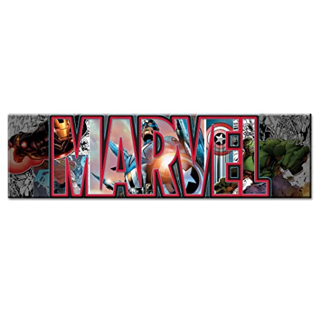Modern Thor Canvas Wall Art