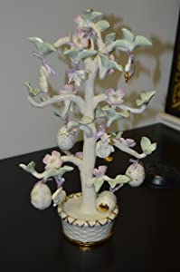 Lenox Ornament Tree (Autumn, Halloween, Easter, Thanksgiving & Christmas) ORNAMENTS NOT INCLUDED by Lenox