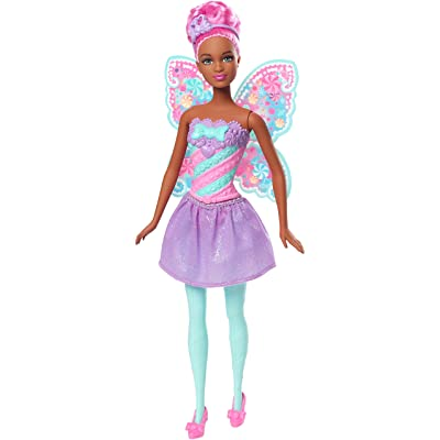 Barbie Dreamtopia Fairy Candy Doll, Pink: Toys & Games