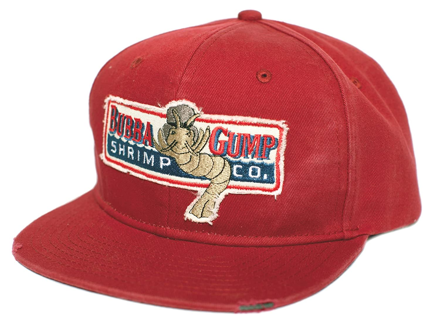 Bubba Gump Shrimp Co Unisex Adult One Size Embroidered Distressed  # Muebles Ros Bubua