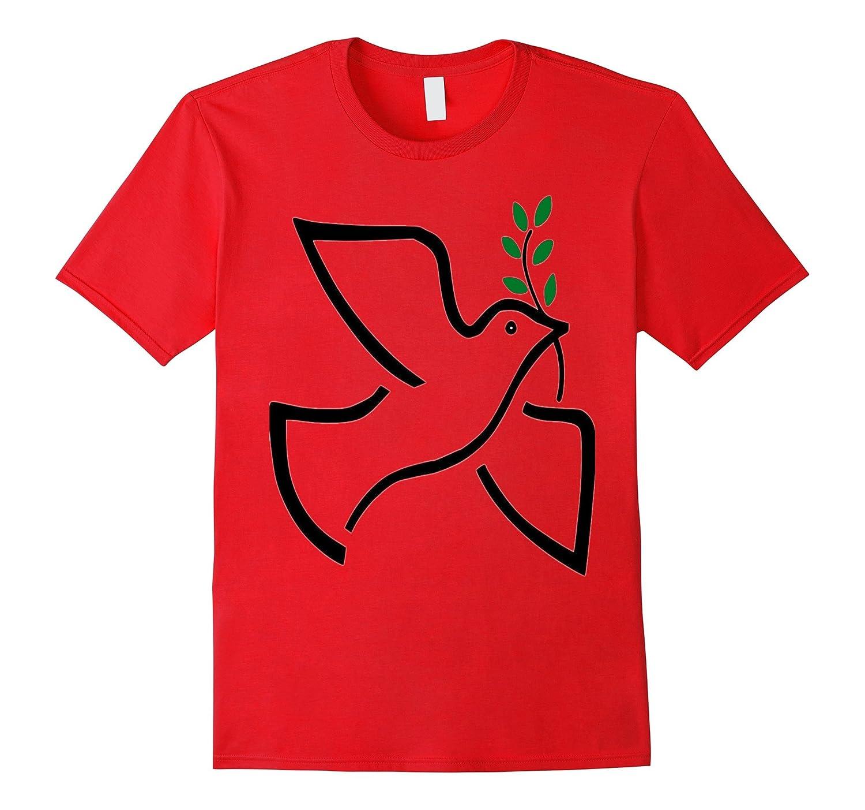 Dove Of Peace Bird Gift Shirt-TH