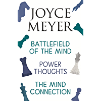 Joyce Meyer: Battlefield of the Mind, Power Thoughts, Mind Connection (English Edition)