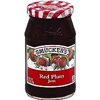 Smucker's Red Plum Jam, 18 Ounces