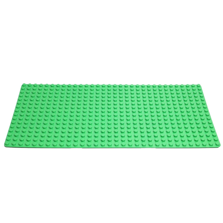 Hubelino Rouge Unico Plus Katara 1739 Plaque De Base Compatible Avec Briques Lego Duplo Papimax