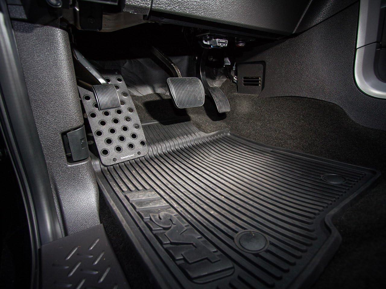 Ford F-150 2009-2014 CravenSpeed Dead Pedal for Ford Raptor 2010-2016