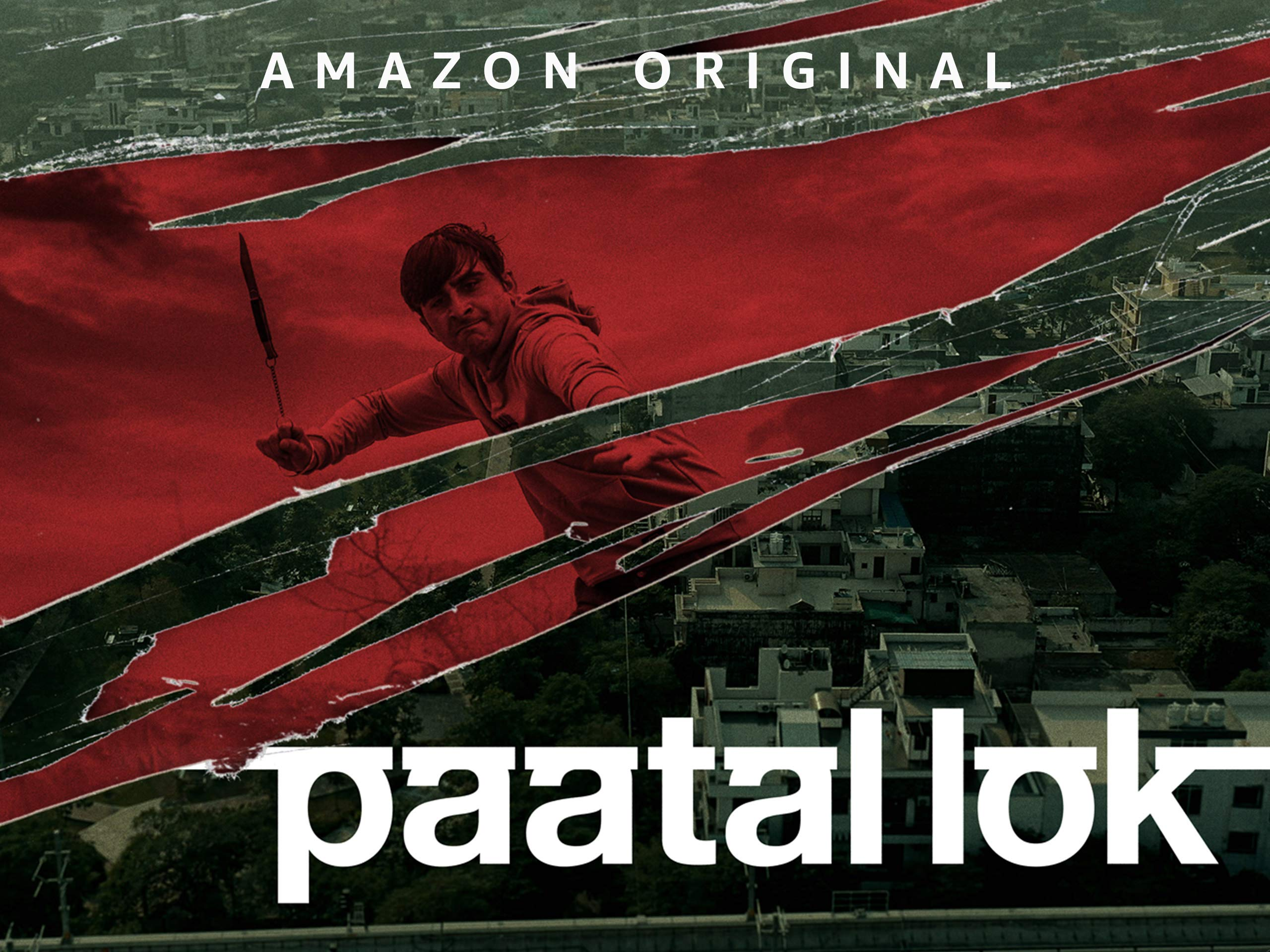 Watch Paatal Lok Season 1 Prime Video