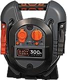 BLACK+DECKER J312B Jump Starter: 600 Peak/300 Instant Amps