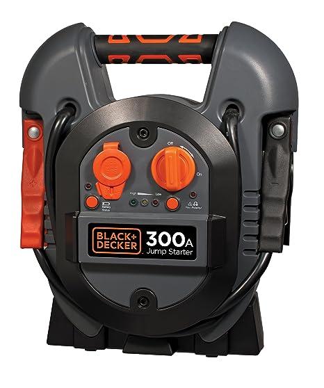 Black & Decker Amp impermeable cargador de batería y Mantenedor 5