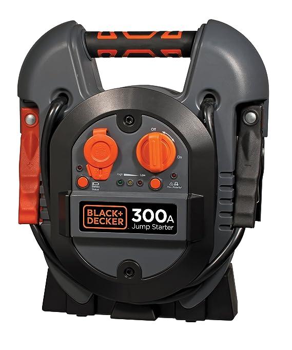 Black & Decker Amp impermeable cargador de batería y Mantenedor 5: Amazon.es: Coche y moto