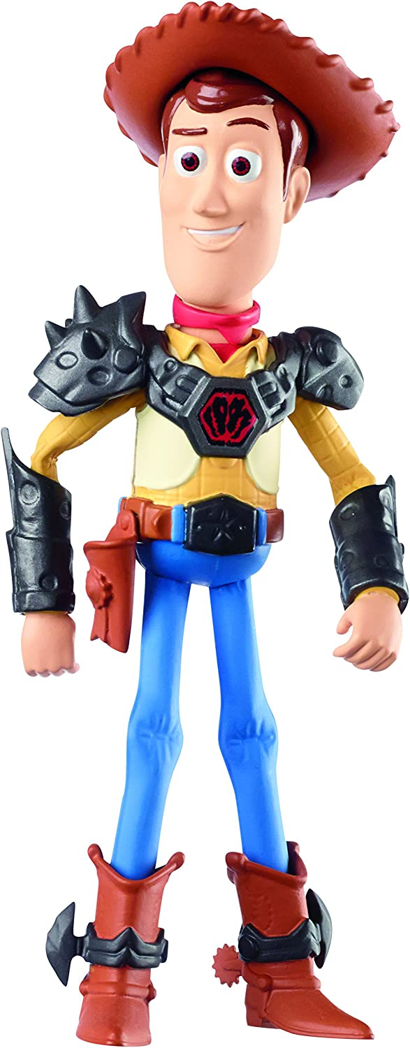 Woody Toy Story That Time Forgot Battleopolis Figure