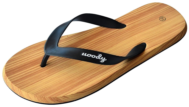 uoody Flip Flops Women Wide Comfort Summer Sandals