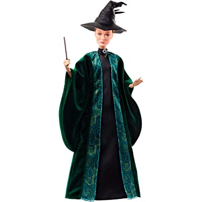 Harry Potter Minerva Mcgonagall Doll: Toys & Games
