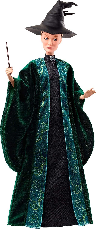 Amazon.es: Harry Potter Muñeca profesora McGonagall de la ...