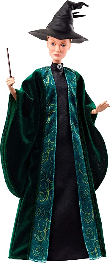 Amazon.es: Harry Potter Muñeca profesora McGonagall de la ...