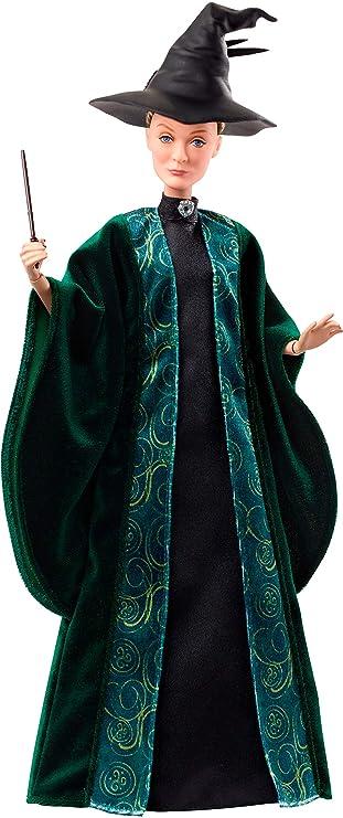 Amazon.com: Harry Potter Minerva Mcgonagall Doll: Toys & Games
