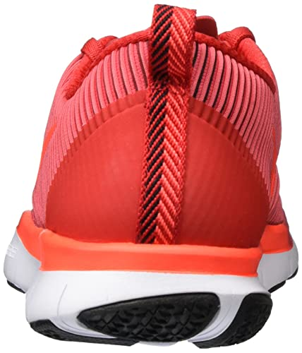 check out 92cf4 cefde Amazon.com   Nike Free Train Versatility Mens Running Trainers 833258  Sneakers Shoes (US 10, Bright Crimson Black Gym red 806)   Athletic