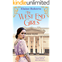 The West End Girls: a heartwarming WW1 saga about love and friendship (The West End Girls Book 1) book cover