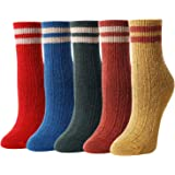 Jia Li Vintage Austin Texas Unisex Funny Novelty Casual Soft Cotton Socks