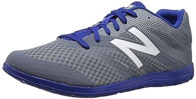 New Balance Men's MX730V2 Training Shoe, Silver/Blue, ...