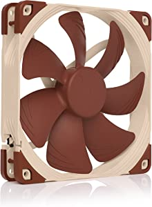 Noctua NF-A14 ULN, Ultra Quiet Silent Fan, 3-Pin (140mm, Brown)