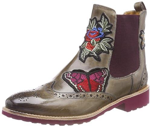 98d2d1ce6b8e7b Melvin   Hamilton Damen Amelie 44 Chelsea Boots  Amazon.de  Schuhe ...