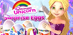 Princess Unicorn Surprise Eggs (Free) from Kaufcom GmbH
