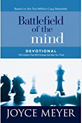 Battlefield of the Mind Devotional: 100 Insights That Will Change the Way You Think Kindle Edition