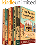 The Thea Barlow Box Set (Three Complete Cozy Mystery Novels) (A Thea Barlow Cozy Mystery)