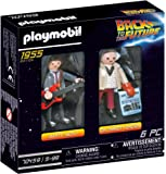PLAYMOBIL 70459 Back to the Future Marty Mcfly och Dr. Emmett Brown, från 6 år