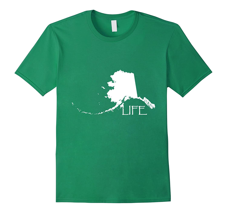 Alaska Life Apparel Men Women Clothing Gifts T Shirt-TJ