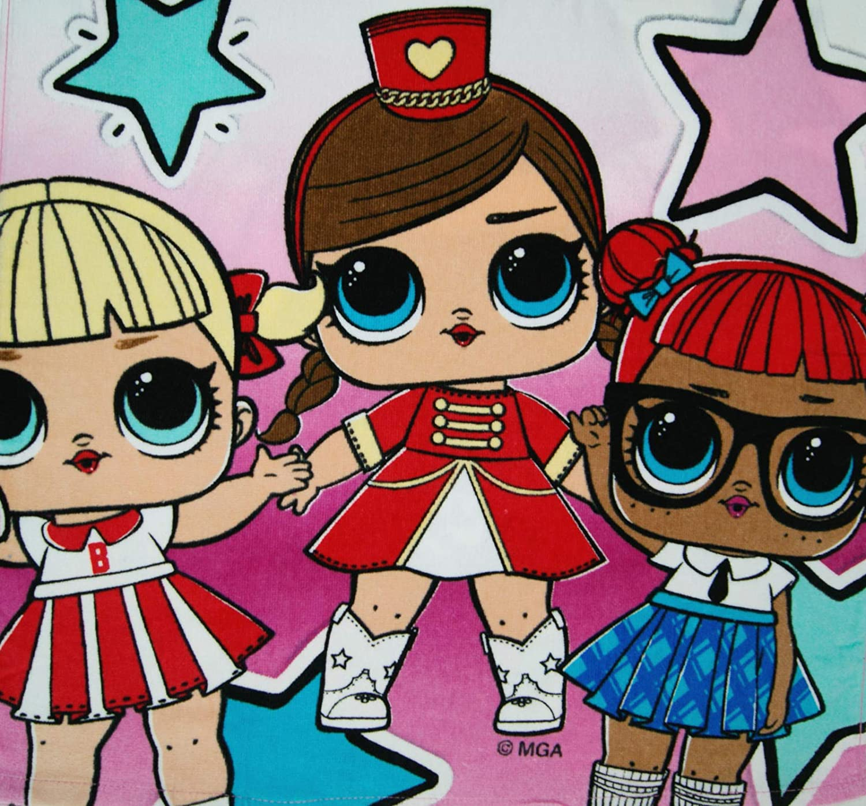 Kids Boys Girls Character Poncho Hooded Swimming Beach Bath Towel Summer Holiday