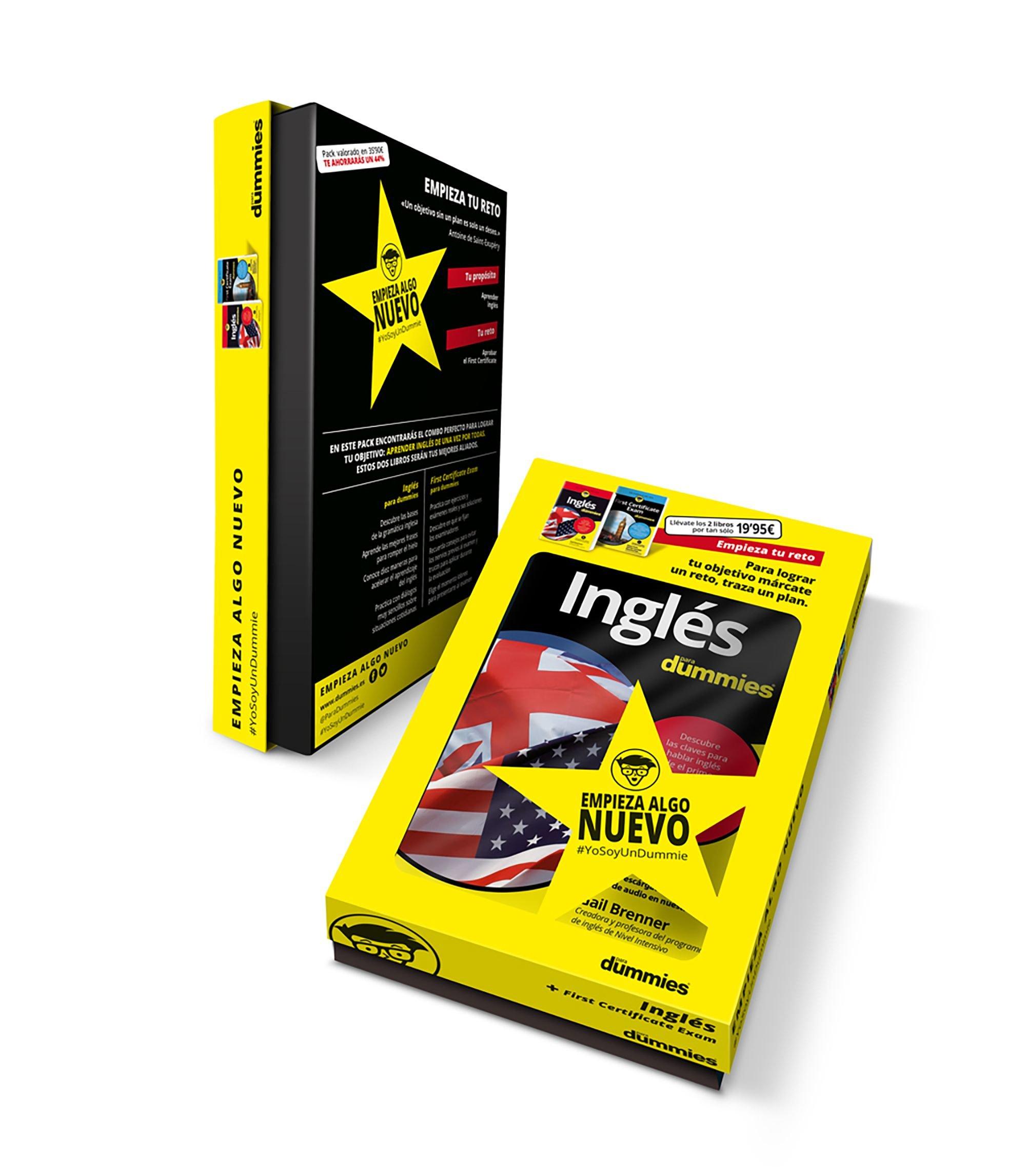 Pack Inglés para Dummies #EmpiezaTuReto: Amazon.es: AA. VV.: Libros